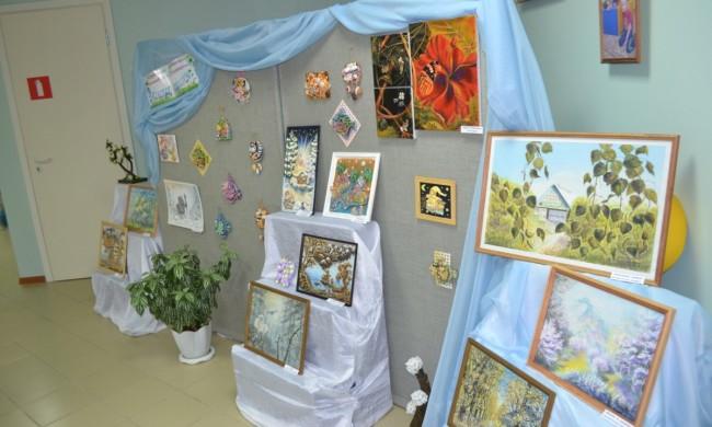 Выставка «В поисках гармонии»