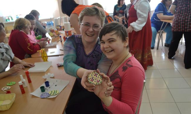 Творческие мастер–классы по изготовлению пасхальных сувениров