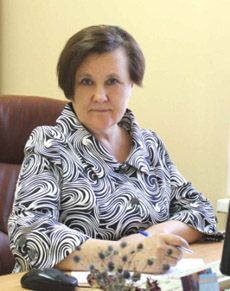 Ядрихинская Нина Анатольевна